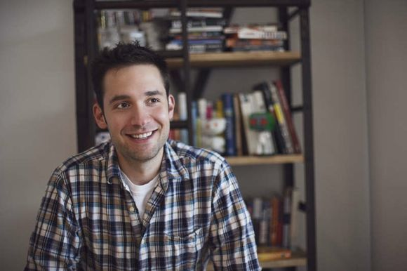 Alexis Ohanian, courtesy WAC and Tanya Kechician