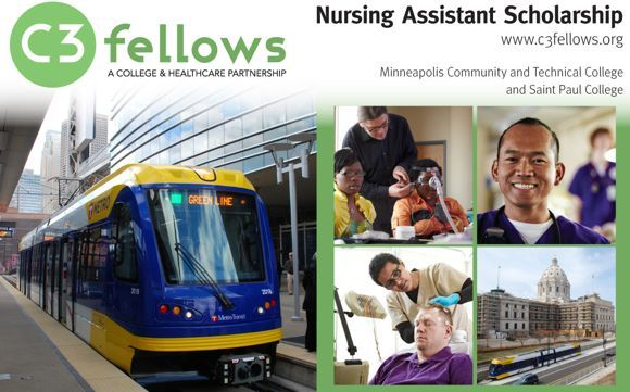 Flyer for C3 Fellows Scholarship