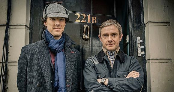 Yes, Sherlock and Watson, courtesy Rewire.