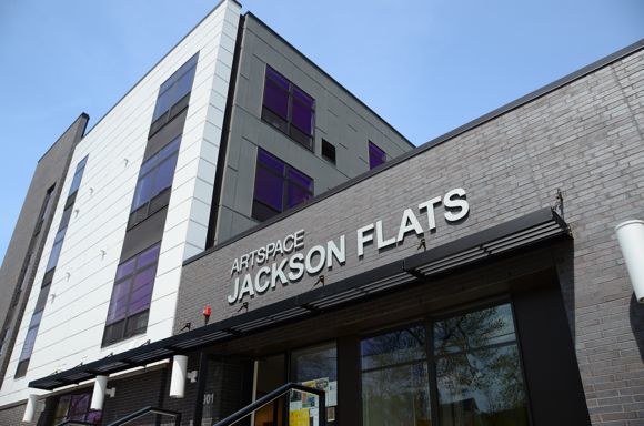 Artspace Jackson Flats opens to families in Northeast Mpls