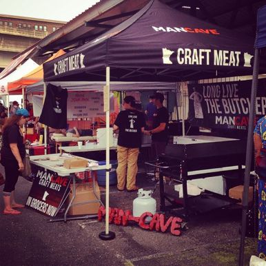Man Cave Meats introduces craft brats and burgers