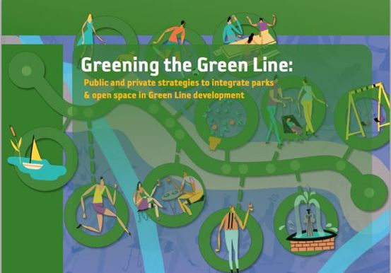 Greening the Green Line with POPS