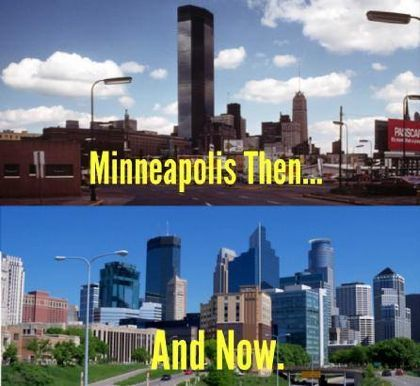The Two Towers New Minneapolis Highrises Are Poised To Change Downtown Living