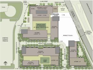 Plan for transit-oriented development at Lake and Hiawatha