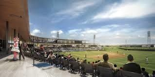 St. Paul Saints ball park rendering