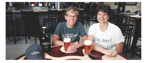 Urban Growler expands menu, kitchen, beer selection and distribution