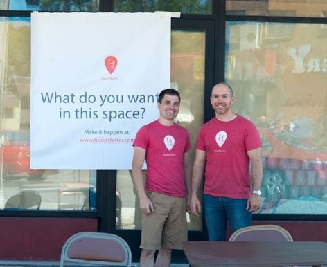 Hoodstarter crowdsources solutions for vacant storefronts