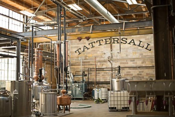Tattersall Distillery enlivens craft cocktail scene with local spirits