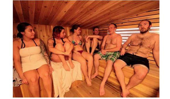 dominant partner brüggen sauna return
