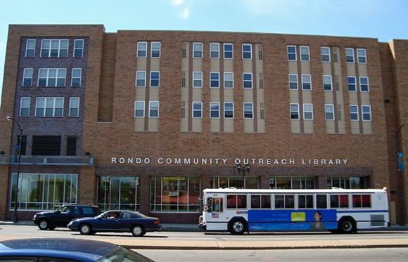 Rondo Community Outreach Library