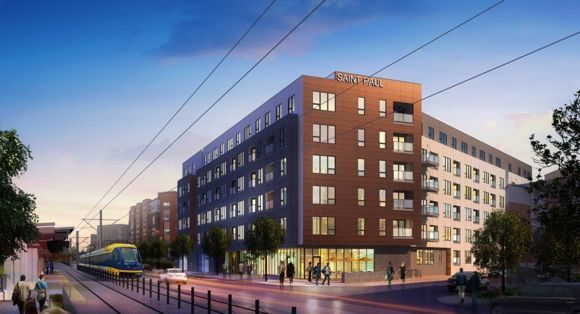 Affordable Housing Goals Ahead of Schedule Along the Green Line