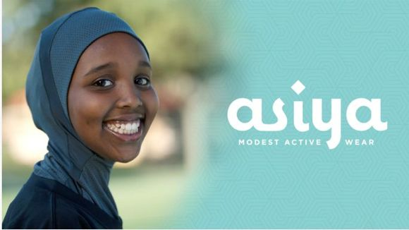 Modesty on the Move: Asiya Innovates Sports Hijabs For Girls