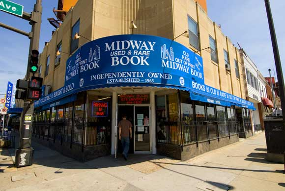 Midway Book Store