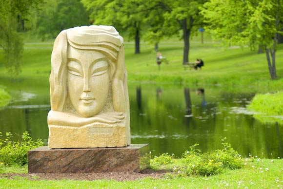 phalen park sculpture