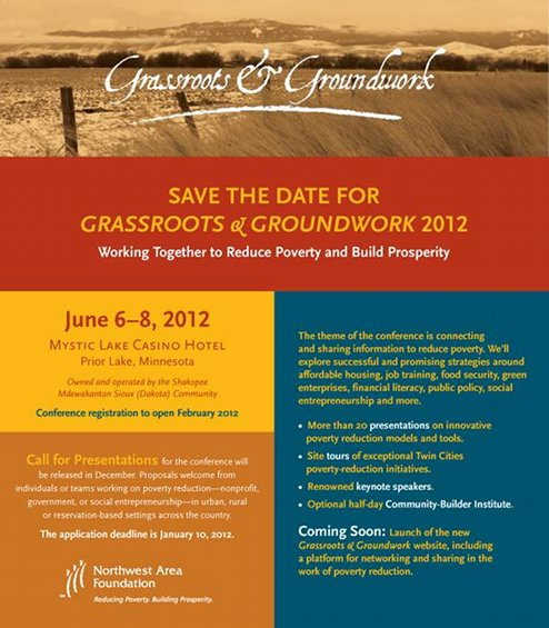 Grassroots and Groundwork
