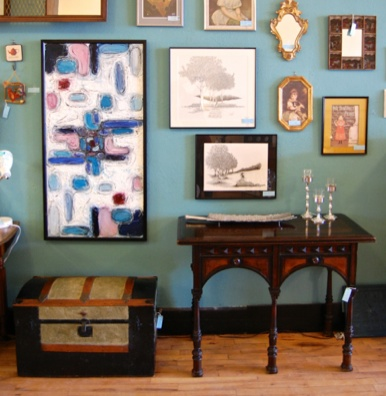 The New Thrift Store From Old And Dusty To Green And Creative